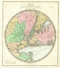 Map By David Hugh Burr