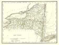Map By Thomas Gamaliel Bradford