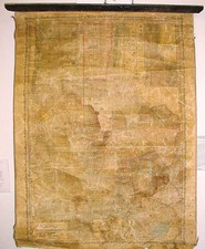 Map By Thayer, Bridgeman & Fanning
