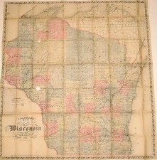 Midwest Map By Silas Chapman