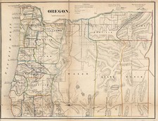 Map By General Land Office / Major & Knapp