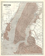 Map By Sidney Morse  &  Samuel Breese