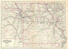 Midwest and Plains Map By Asher  &  Adams