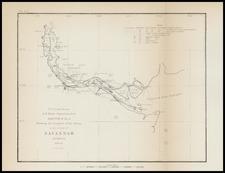 Southeast Map By U.S. Coast Survey