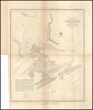 Florida Map By U.S. Coast Survey
