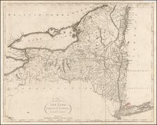 Map By Mathew Carey