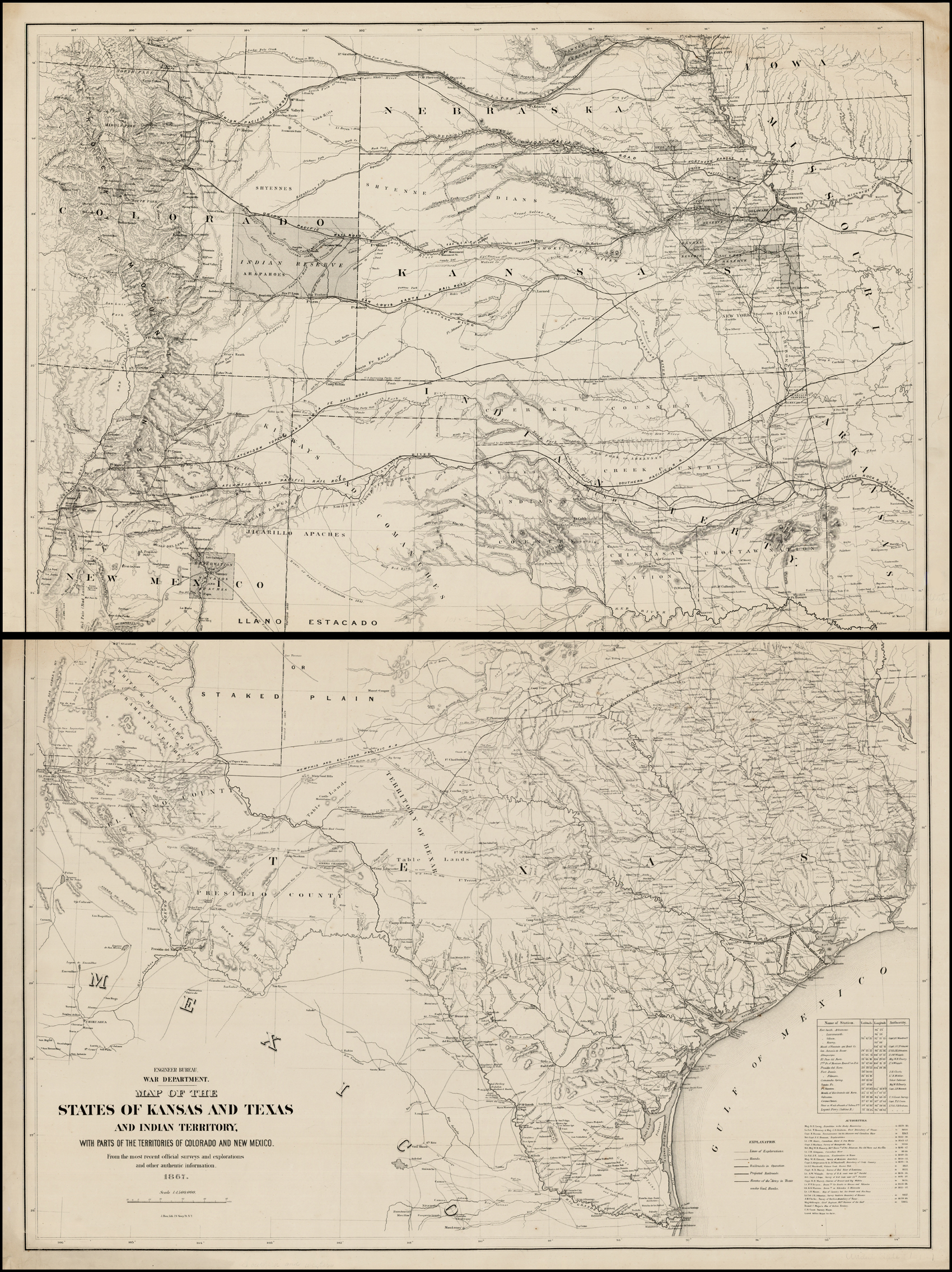 Map of the States of Kansas and Texas and Indian Territory ... Images Of Texas India Map on round top texas, brownwood texas, baytown texas, la grange texas, freeport texas, athens texas, irving texas, temple texas, counties in texas, best places to live in texas, vernon texas, grand prairie texas, bastrop texas, sherman texas, college station texas, native americans in texas, lubbock texas, orange texas, katy texas, pharr texas,