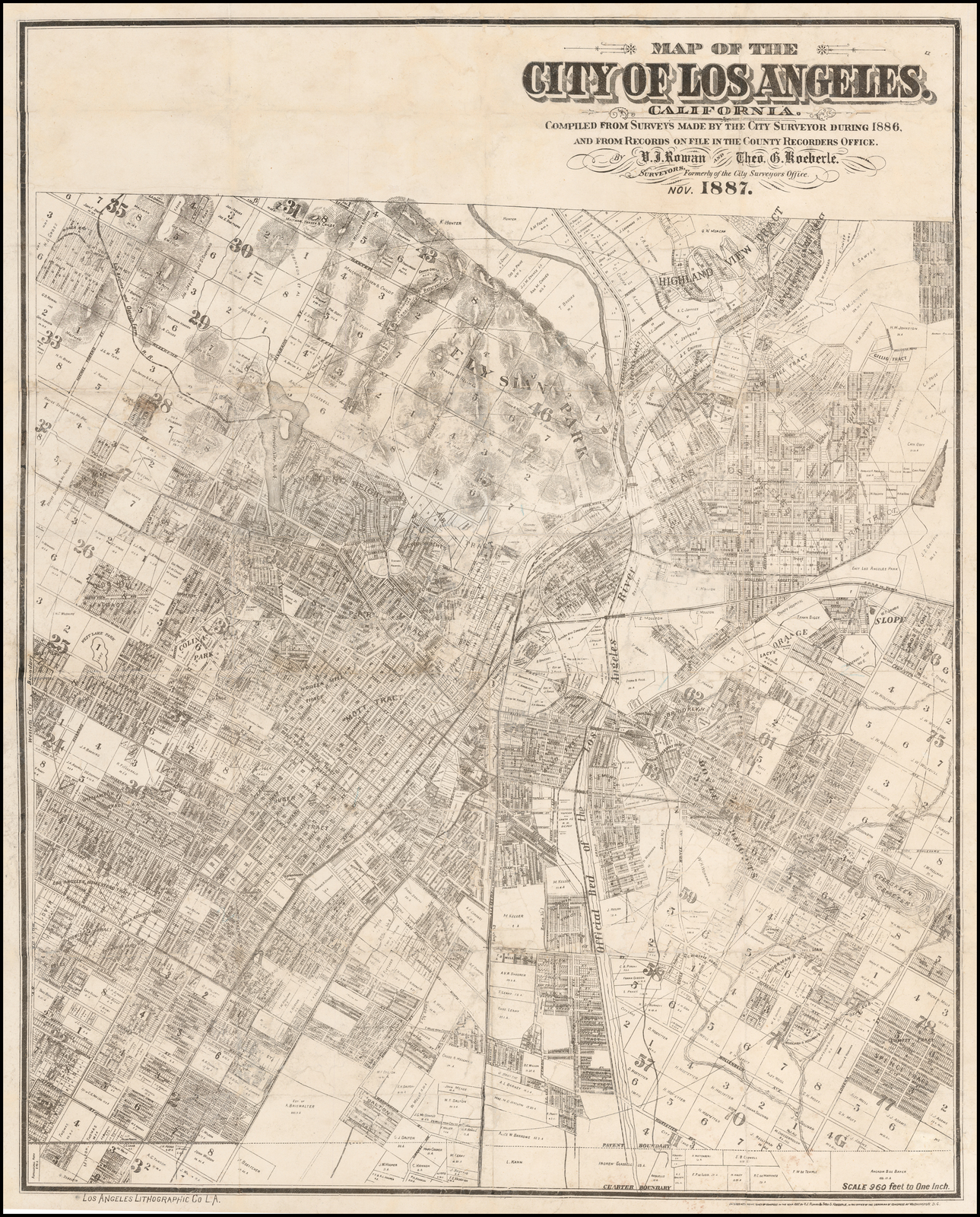 Map of the City of Los Angeles. California. Compiled From ... Map City Of Los Angeles on city of kenner map, city of lone tree map, city of redwood city map, city of norco map, city of san buenaventura map, city of alabama map, city of joshua tree map, city of yuba city map, city of las vegas area map, city of louisiana map, city of youngstown map, city of lexington map, city of wisconsin map, city of alamo heights map, city of arizona state, city of oak park map, city of plant city map, city of oklahoma map, city md map, city of brooklyn map,