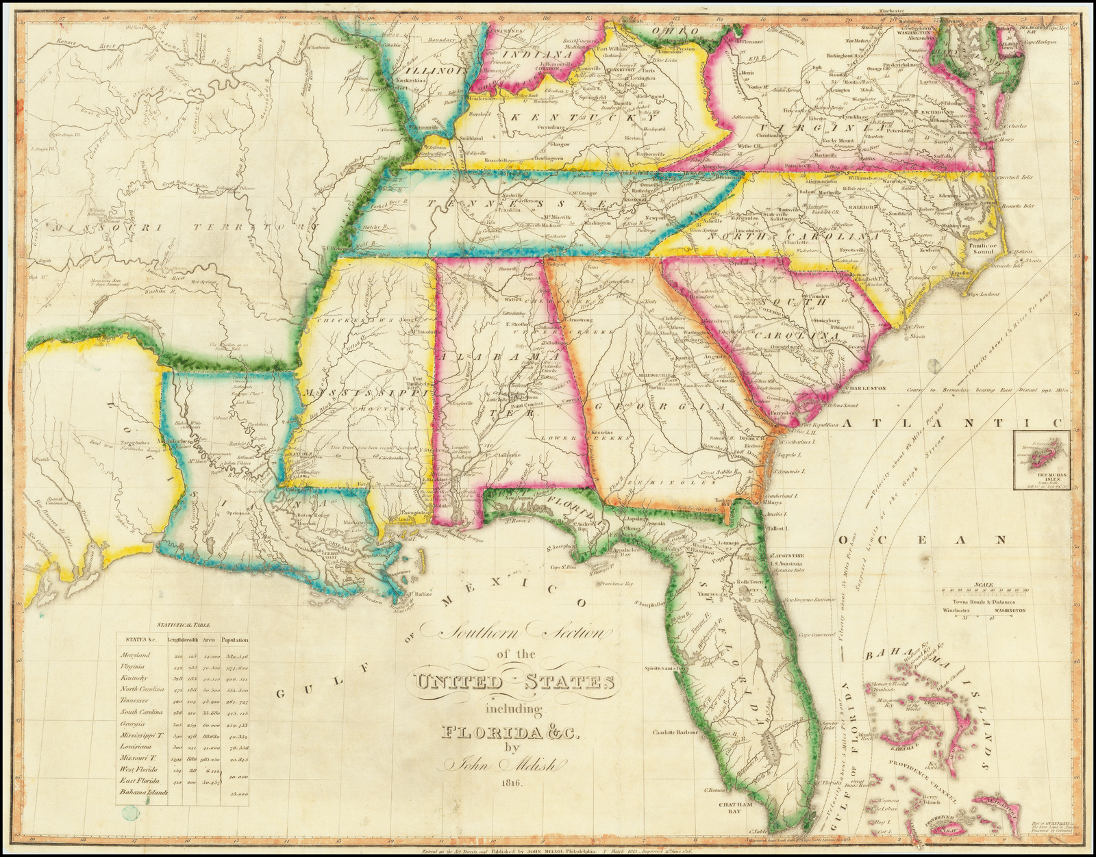 The Traveller S Directory Through The United States Consisting Of A Geographical Description Of The United States With Topographical Tables Of The Counties Towns Population C Fifth Edition Barry Lawrence Ruderman Antique
