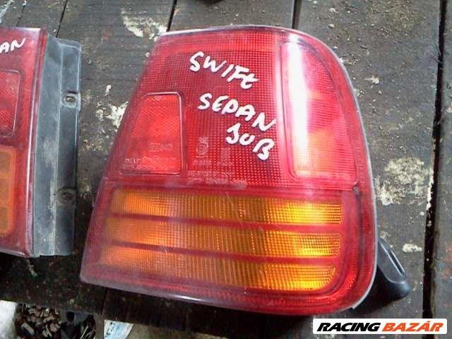 suzuki swift sedan jobb  hátsó  lámpa 1998 2. nagy kép