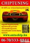 Autochip MMC Chiptuning Akció! - Teljesítménynövelés, motoroptimalizálás Budapest