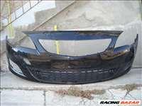 Opel Astra J első lökhárító,alsó középső rács, díszrács