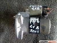 peugeot 206 1,1 benzines 2003-as önindító