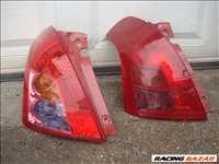 Suzuki Sx4 hátsó lökhárító, hátsó ajtó, zárhíd, pótkerék, lámpa, hengerfej, főtengely
