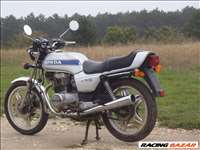 HONDA CB 400N,1980-AS VETERÁN MKP. 23709KM-REL AUSZTRIÁBÓL ELADÓ