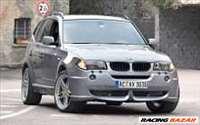 BMW X3 karosszéria elemek