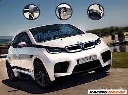 BMW i3 bal hátsó ajtó eladó.