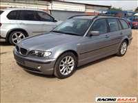 BMW 320D eu3 facelift bontás,6os váltó. motor,ajtó,sárvédő,lökhárító,csomagtér roló