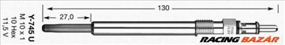 NGK 6346 Izzítógyertya - MERCEDES-BENZ, SSANGYONG