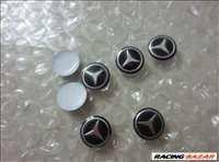 Mercedes kulcsba embléma logó márkajelzés 14 mm-es méretben.