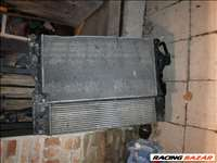 Renault Master komplett homlokfal, hűtősor, ventillátor...