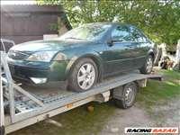 SCI Ford mondeo MK3 1,8 benzines 2004-es bontás kezdődik CFBA motor