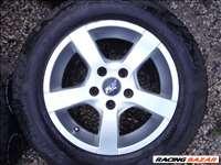 7x15 PLW alufelni Opel-ra 5x110 Et40 205/65R15-ös Michelin nyárigumival (Nxx)