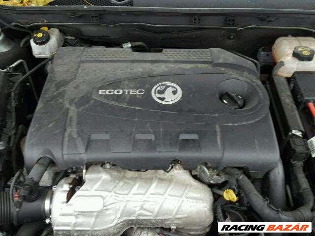 Opel Insignia bontott alkatrészei 3. nagy kép