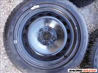 BMW F30/F31 Lemezfelni 5x120 7,5x17 Et34 225/50R17-es Dunlop télikkel (Sxx/2) I