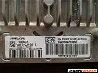 Peugeot 407 2.0 hdi motorvezérlő elektronika szett RHR 136le