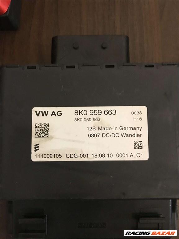 Audi A4 (B8 - 8K), Audi A3, Audi A5 (B8 - 8T), Audi A6 feszültségszabályozó elektronika 1. nagy kép