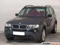 BMW X3 (E83) bontott alkatrészei Motor, Váltó, Futómű