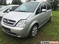 Opel Meriva A minden alkatrésze eladó (Z14XEP)
