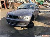 BMW 118D E87 bontása motor váltó turbó injektor lökhárító sárvédő ajtó