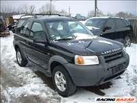 Land Rover Freelander Bontott alkatrészek,motor,váltó,futómű,elektromos alk.