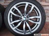 """BMW X5-X6 Gyári M 20"""" gumikkal"""