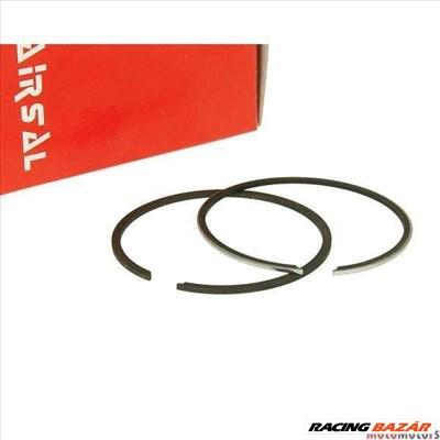 Airsal T6-Racing dugattyúgyűrű szett 49.2cc 40mm - Peugeot (fekvőhengeres, vízhűtéses)