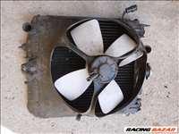 Suzuki Swift (3rd gen) 1.0 GL ventilátor motor lapáttal 162500-4883 keret 022750-6505