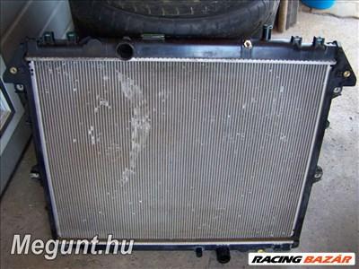 Toyota Hi-Lux 2.5 hűtő