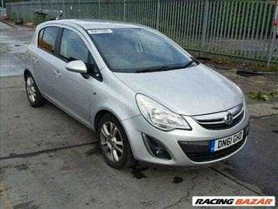 Opel corsa D ezüst alkatrészek