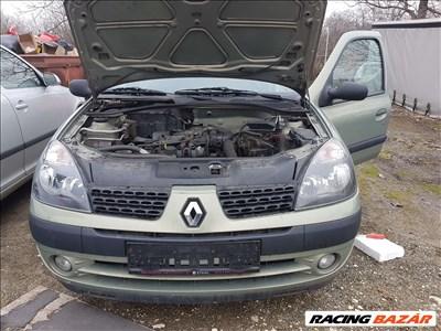 Eladó Renault Clio 1.2 (1149 cm³, 60 PS) Sérült-Hiányos állapotban