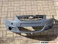 Opel Corsa D gyári új első lökhárító 13211462, 13273522