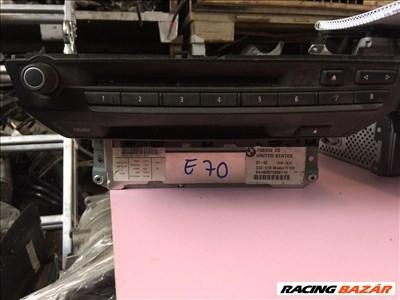 BMW X5 E70 fejegység