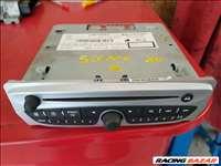 Renault Scenic III gyári cd rádió , fejegység