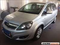 Opel Zafira B ezüst z157 bontott alkatrészei