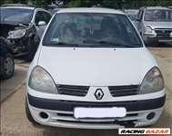 Renault Clio III bontott alkatrészei