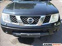 Nissan Navara (D40) bontott alkatrészei