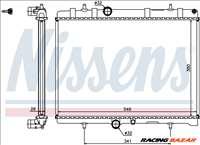 NISSENS 63606A Hűtőradiátor