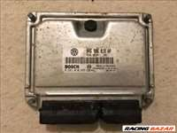 Volkswagen Polo IV 1.4 TDI motorvezérlő elektronika