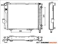 NRF 53030 Hűtőradiátor